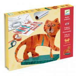 Laboratorio di Scultura Tigre + 8 anni