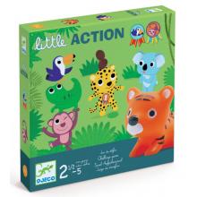 Little Action dai 2 e mezzo ai 5 anni