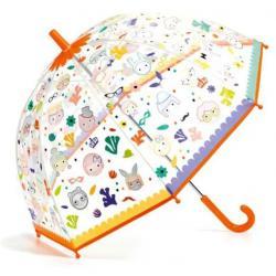 Ombrello Cambia Colore Djeco Faces
