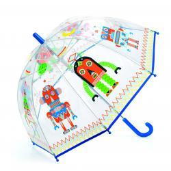 Ombrello Djeco Robots