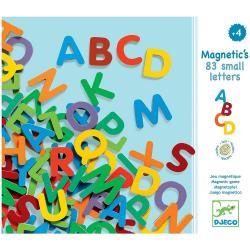 83 Lettere Magnetiche Maiuscole dai 4 anni