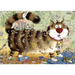 Puzzle Cat's Life 1000 pz