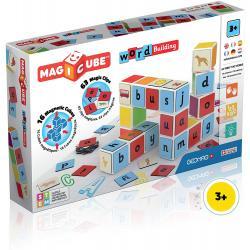 Cubi magnetici con lettere dai 3 anni