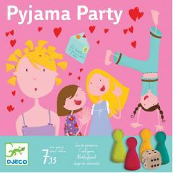 Pyjama party 7-13 anni