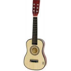Chitarra in legno dai 3 anni