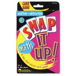 Snap It Up matematica +6 anni
