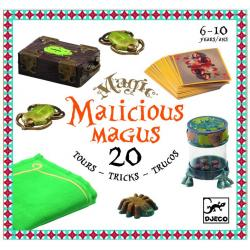 Malicious Mago set 20 Magie dai 6 ai 10 anni