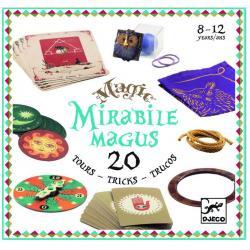 Mirabile Magus set 20 magie dai 8 ai 12 anni