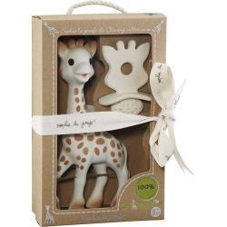 Giraffa Sophie set con ciucciotto dentizione