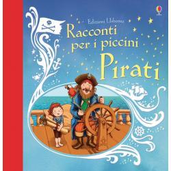 Libro Racconti per i piccini Pirati dai 3-7 anni