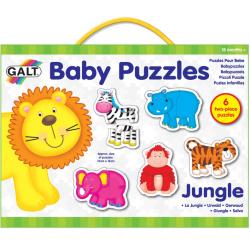 Baby Puzzle Giungla dai 18 mesi