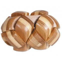 """Rompicapo in legno """"Ovale"""" Difficoltà: Incredibile"""