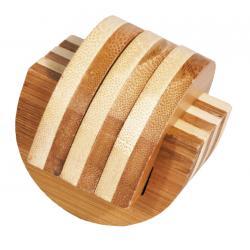 """Rompicapo in legno """"Clamps"""" Difficoltà: Dilemma"""