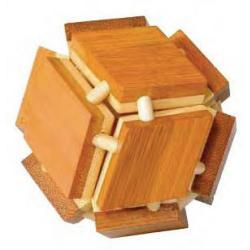 """Rompicapo in legno """"Scatola magica"""" Difficoltà: Dilemma"""