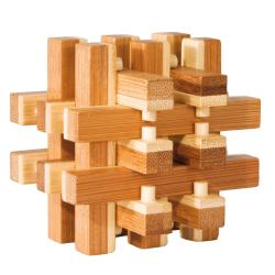 """Rompicapo in legno """"Locked"""" Difficoltà: Difficile"""