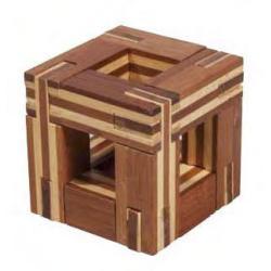 """Rompicapo in legno """"Cornice magica"""" Difficoltà: Dilemma"""