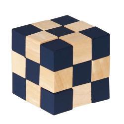 Cubo Serpente in legno