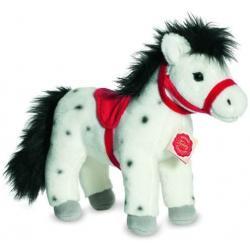 Teddy Cavallo bianco 28 cm dai 3 anni