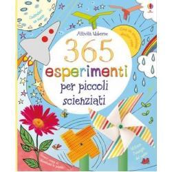 365 Esperimenti per Piccoli Scienziati +6 anni