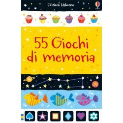 55 Giochi di memoria +6 anni