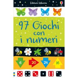 97 Giochi con i Numeri +6 anni
