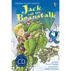 Jack and the Beanstalk comprende CD +5 anni