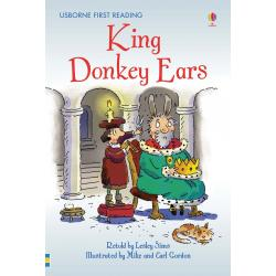 King Donkey Ears +4 anni