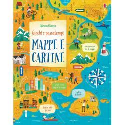 Mappe e Cartine giochi e passatempi +6 anni
