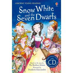 Snow White and the Seven Dwarfs comprende CD +5 anni