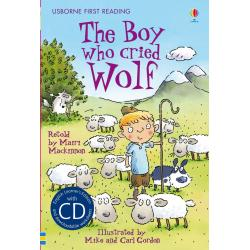 The Boy who cried Wolf comprende CD +4 anni