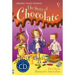 The Story of Chocolate comprende CD +5 anni