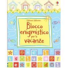Blocco Enigmistico per le Vacanze +6 anni