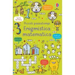 Enigmistica matematica +6 anni