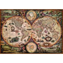 Puzzle Vintage World 2000 pz
